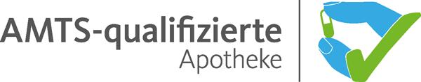 Logo AMTS-qualifizierte Apotheke